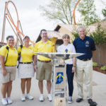 The team at Holiday World & Splashin' Safari is ready to carry the torch through the park.