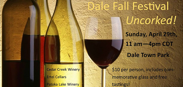 & Dale Fall Festival Uncorked