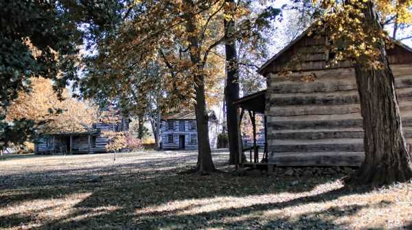 Lincoln Pioneer Village and Museum