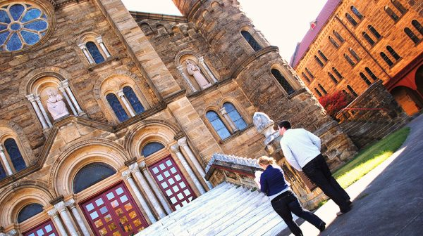 Reasons to be thankful Saint Meinrad Archabbey