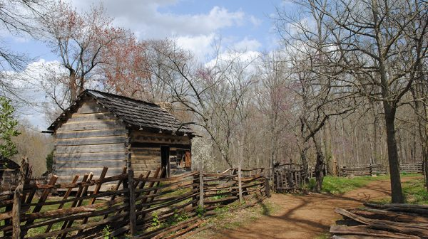 The Beginning of the End to Slavery- Blog Post- Lincoln Living Historical Farm Spring