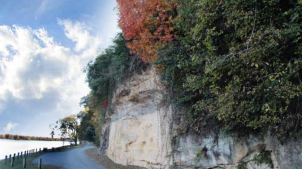 Ohio River Scenic Byway Fall Feature Photo homepage