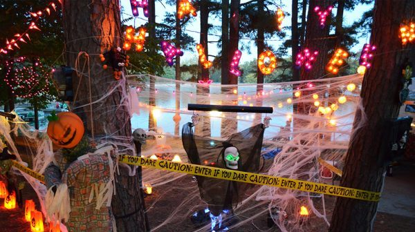 Halloween Weekend Lake Rudolph Events