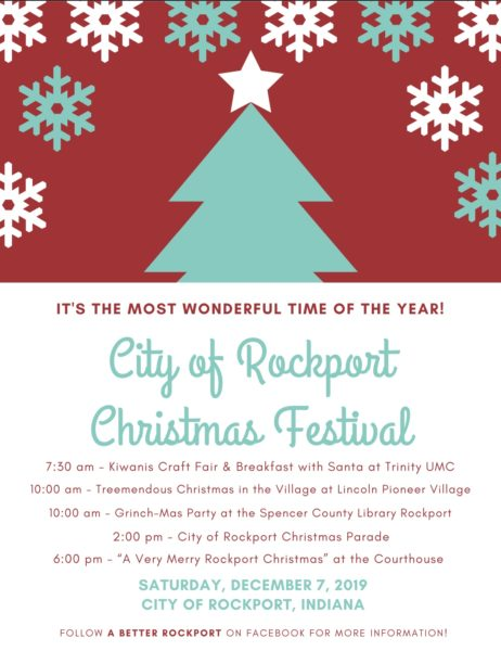 City of Rockport Christmas